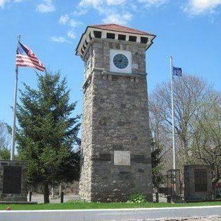 The Wilber Memorial Clock Tower